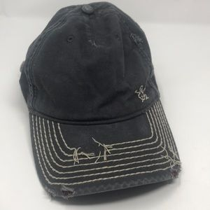 True Religion distressed hat